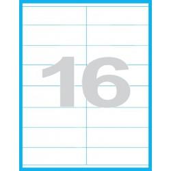 105x35 mm Print etikety / samolepicí etikety