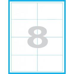 85x60 mm Print etikety / samolepicí etikety