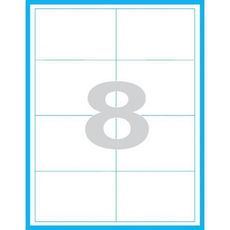 85x60 mm - Print etikety / archové etikety