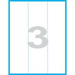 70x297 mm Print etikety / samolepicí etikety