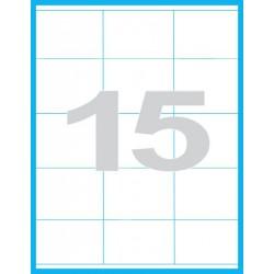 70x50,8 mm Print etikety / samolepicí etikety