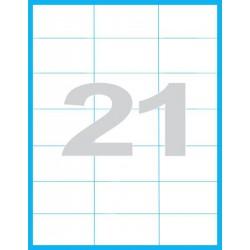 70x42,3mm Print etikety / samolepicí etikety