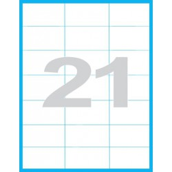 70x42,3mm - Print etikety / archové etikety