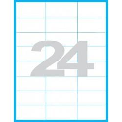 70x37mm - Print etikety / archové etikety