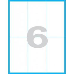 65x142mm Print etikety / samolepicí etikety