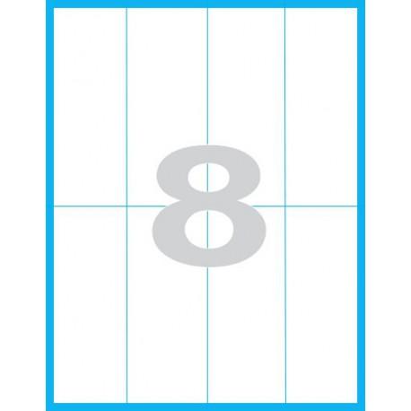 52,5x148,5mm - Print etikety / archové etikety