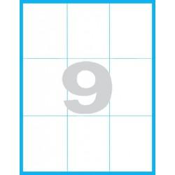 70x99 mm Print etikety / samolepicí etikety