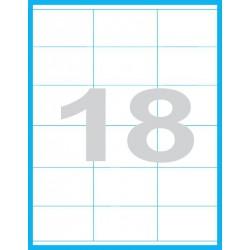 70x48 mm Print etikety / samolepicí etikety