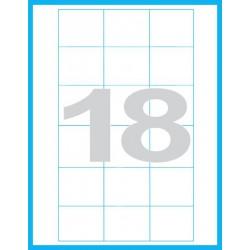 51x46 mm - Print etikety / samolepicí etikety / archové etikety