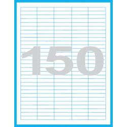 40x10 mm Print etikety / samolepicí etikety