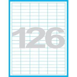 30x13 mm Print etikety / samolepicí etikety