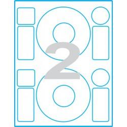 CD - Print etikety / archové etikety