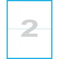 210x148 mm Print etikety / samolepicí etikety
