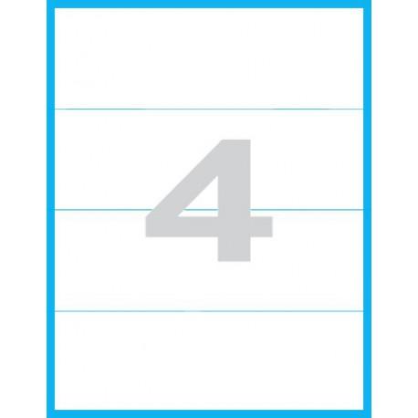 210x74 mm - Print etikety / archové etikety