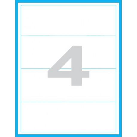 192x61 mm - Print etikety / archové etikety