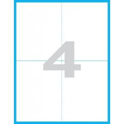 105x148 mm Print etikety / samolepicí etikety