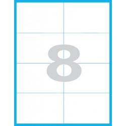 105x74 mm Print etikety / samolepicí etikety