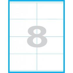 105x70 mm Print etikety / samolepicí etikety