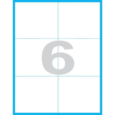 105x99 mm - Print etikety / archové etikety
