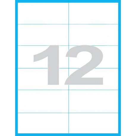 105x48 mm - Print etikety / archové etikety